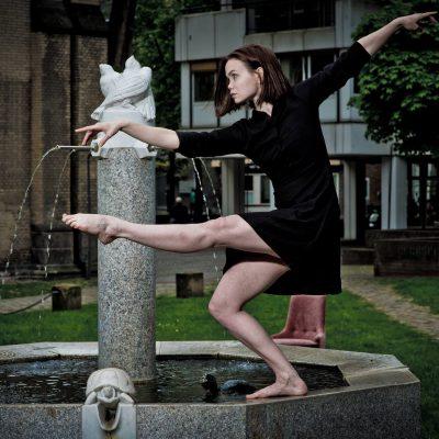 Tatiana Feldman über Ihre Schauspielausbildung an der Theaterakademie Köln