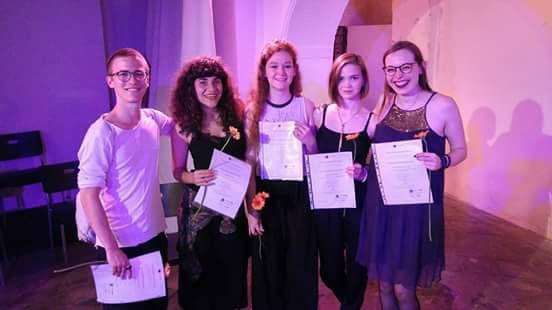 Zwischendiplom an der Theaterakademie Köln