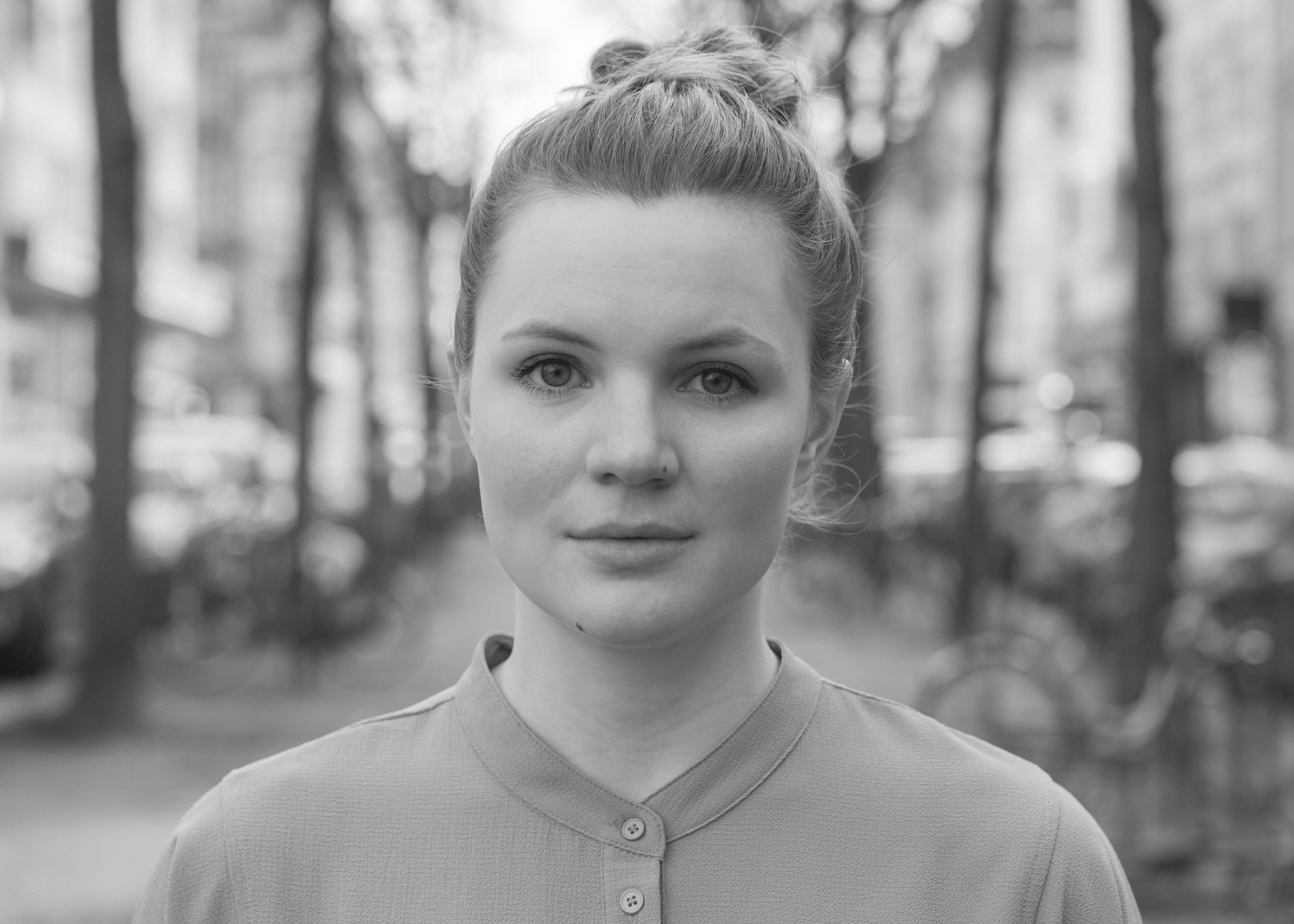 Auftakt Festival Organisatorin Melissa Moßmeier, Foto: Oliver Metternich