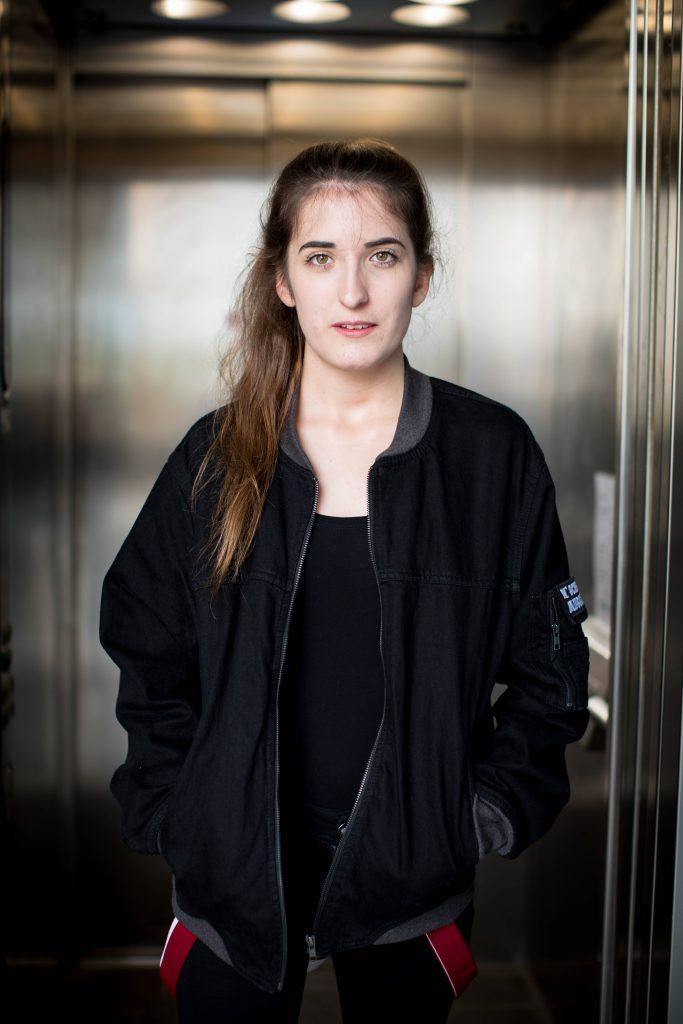 Carina Mischke schaut zuversichtlich auf ihre erste Regie, Foto: Laura Thomas