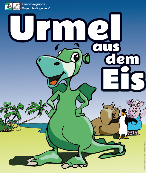 Erste Regie: TAKkie Carina Mischke inszeniert das Urmel aus dem Eis